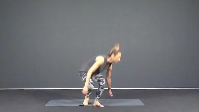 Body Scan Meditation με την Άντα Στυλιανίδου - session 4