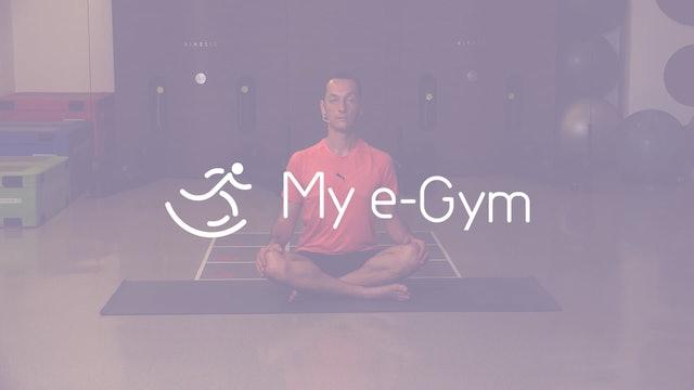 New to Yoga με τον Γιάννη Καραγεώργος