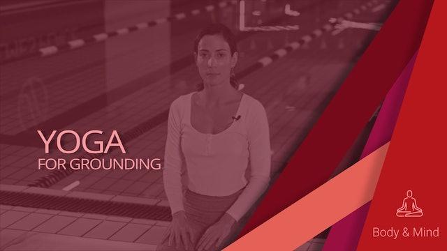 Yoga for Grounding