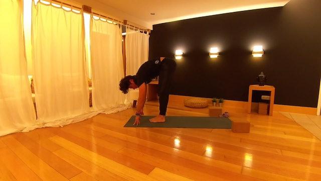 Yoga for strength and flexibility με τον Ίων Μάγκο