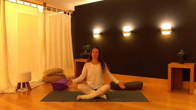 Breathwork με την Κατερίνα Κατσογρεσάκη - 9ο session