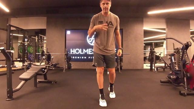 Body Weight Training_Marios Tatsis