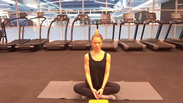 Body Scan Meditation με την Άντα Στυλιανίδου - session 1