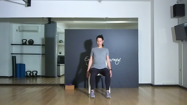 Stretching Chair Session 4