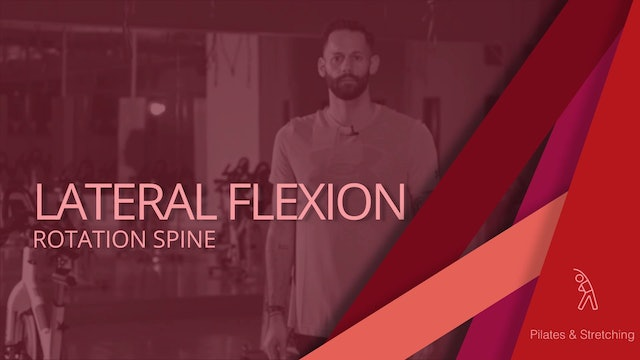 Lateral Flexion Rotation Spine
