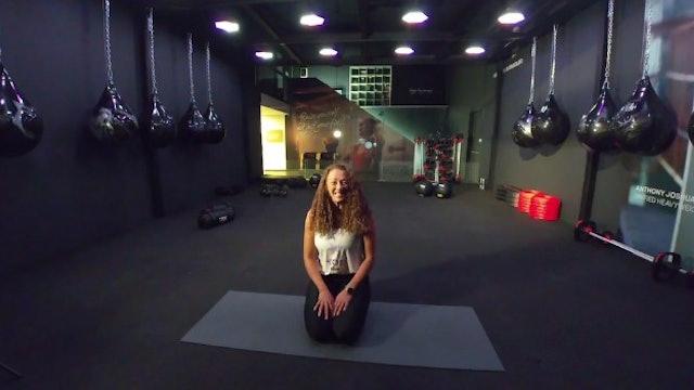 Morning Yoga - Anna Zorzou
