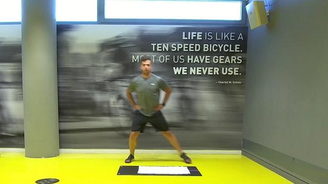 Body Weight Training με τον Πάνο Ζουμπουλάκη