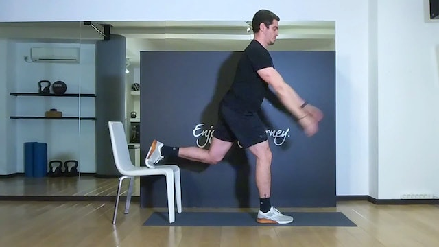 Stretching Chair Session 6