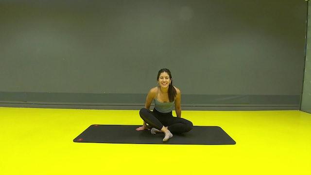 Pilates με την Εύα Πισσάκη