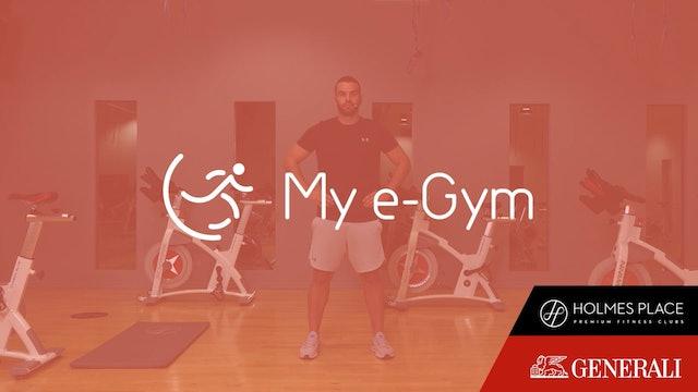 Βody Weight Training με τον Λάζαρο Πάντο