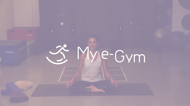 Morning Yoga με την Μαρία Διακοδημητρίου