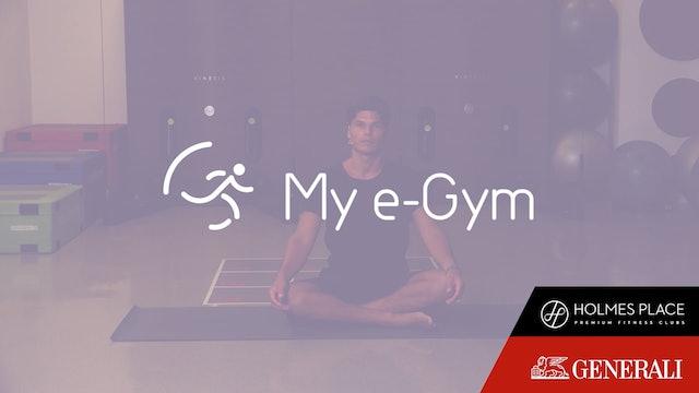 Morning Yoga με τον Ίων Μάγκο