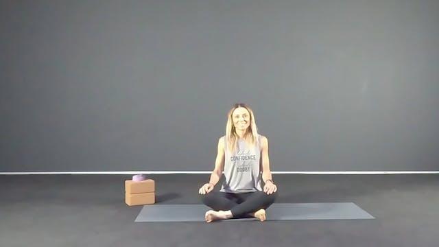 Body Scan Meditation με την Άντα Στυλ...
