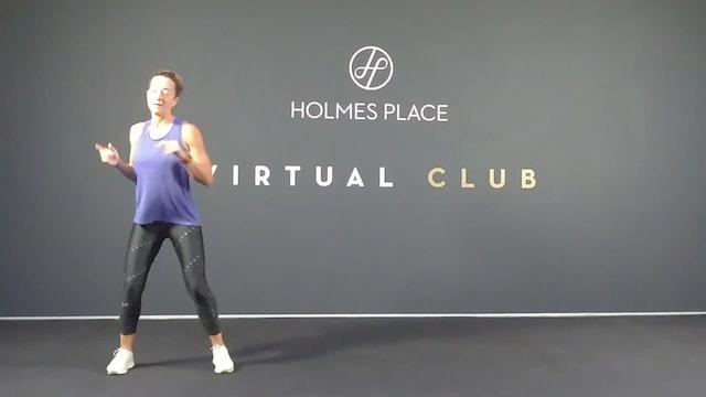 Body Weight Training με την Άρτεμις Παναγή