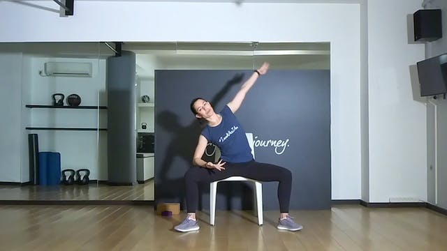 Stretching Chair Session 3