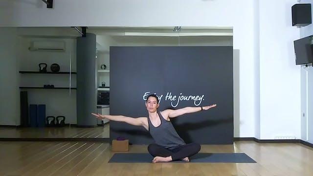 Morning Yoga με την Δήμητρα Σκούρα