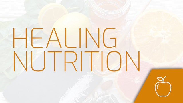 Healing Nutrition