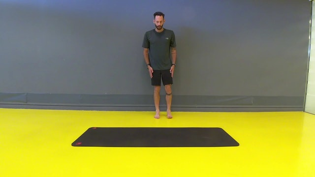 Pilates με τον Γιάννη Αβραμίδη
