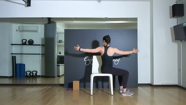 Stretching Chair Session 1