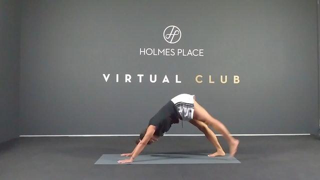 Yoga for Strength and Flexibility με την Βάλια Γιατζάκη