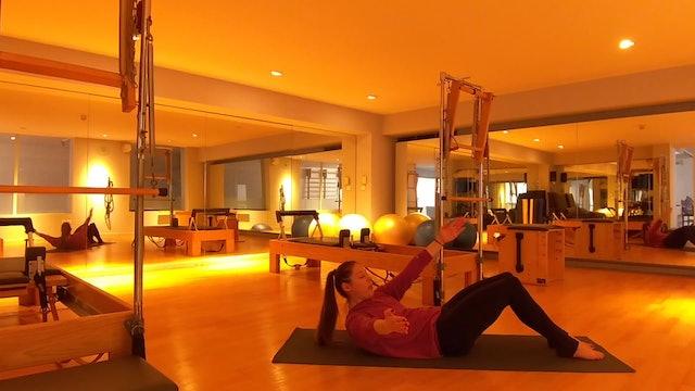 Pilates: Improve Your Mobility με την Ειρήνη Τζιδημοπούλου