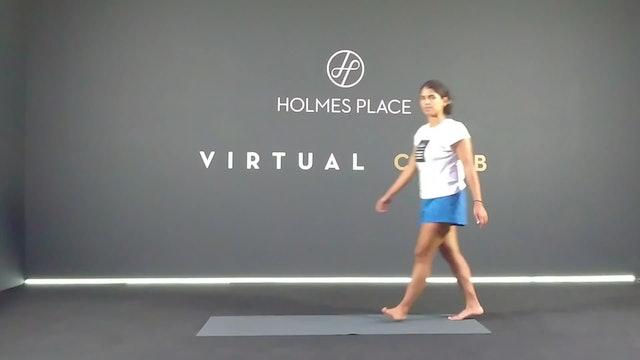 Morning Yoga με την Βάλια Γιατζάκη