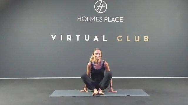 Body Scan Meditation με την Άντα Στυλιανίδου - session 6