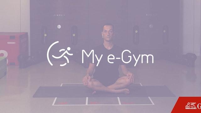 Morning yoga με τον Γιάννη Καραγιώργο