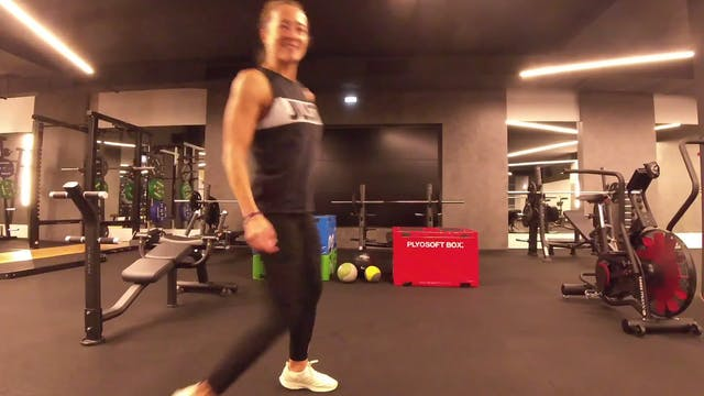 Body Weight Training_Artemis Panagi