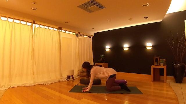 Breathwork με την Κατερίνα Κατσογρεσάκη - 6ο session