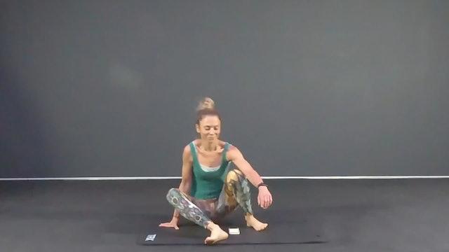 Body Scan Meditation με την Άντα Στυλιανίδου - session 5