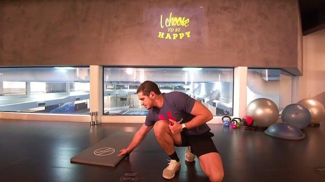 Body Weight Training με τον Θωμά Λογο...