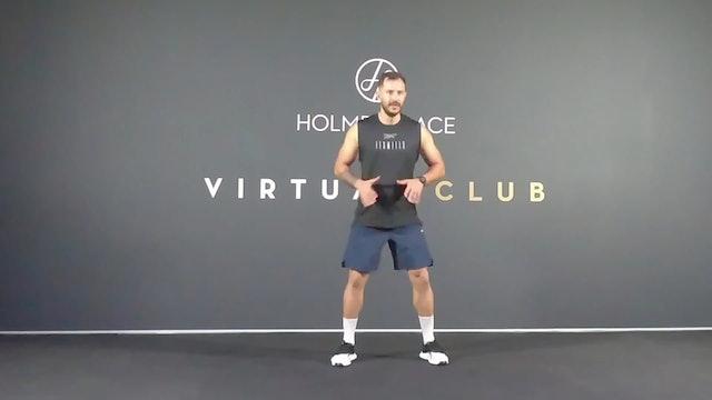 Body Weight Training με τον Δημήτρη Κώτσο