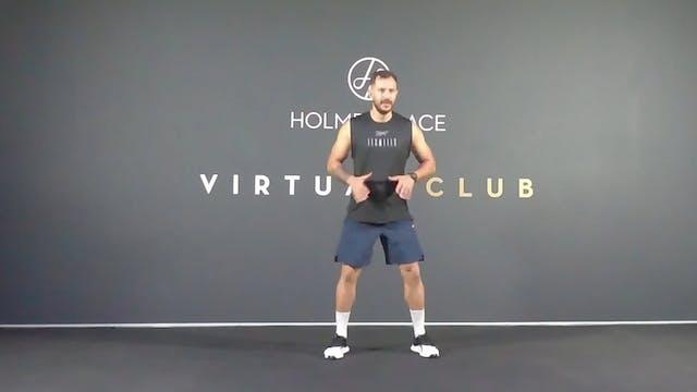Body Weight Training με τον Δημήτρη Κ...