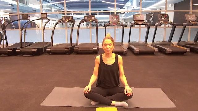 Body Scan Meditation με την Άντα Στυλιανίδου - session 2