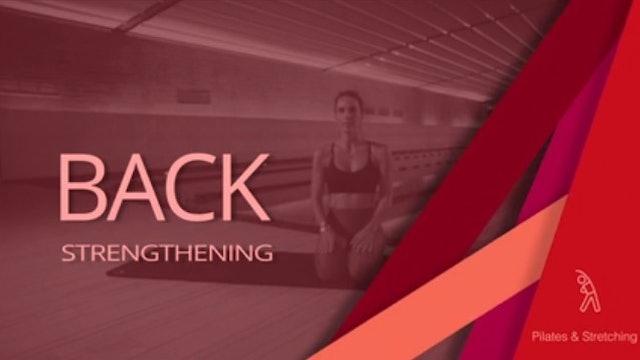 Back Strengthening
