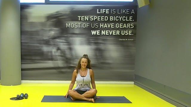 Mindfulness: Somatics Movement με την...