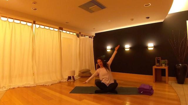 Breathwork με την Κατερίνα Κατσογρεσάκη - 7ο session