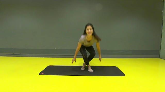 Stretching με την Εύα Πισσσάκη