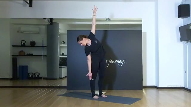 Stretching με την Τάνια Μειμαρίδη
