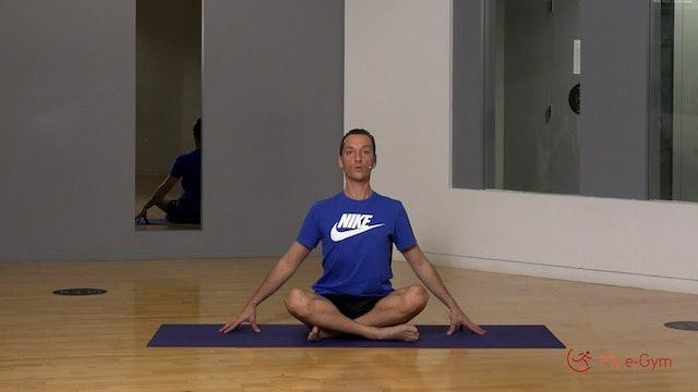New to yoga με τον Γιάννη Καραγιώργο