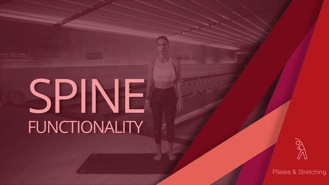 Spine Functionality με την Σοφία Μπούρου