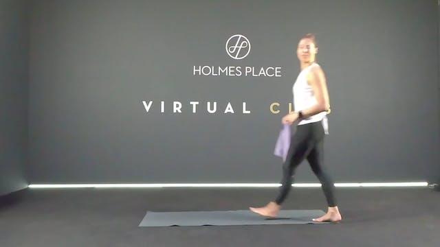 Pilates με την Ειρήνη Τζιδημοπούλου
