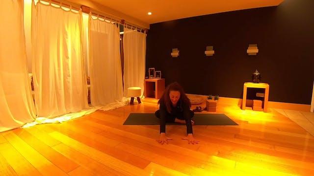 New to Yoga  με την Άννα Ζώρζου