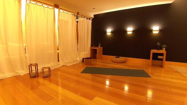 Yoga for Strength & Flexibility με την Δήμητρα Σκούρα