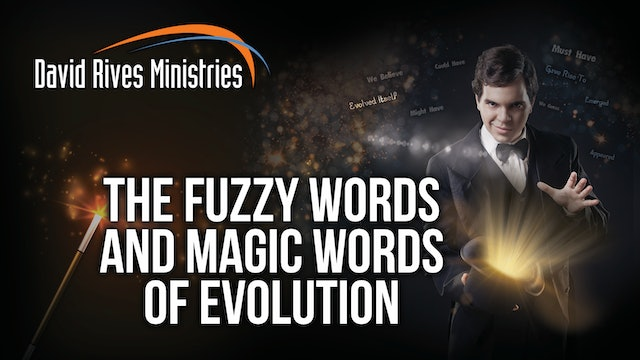 Ep. 12 Study Guide - Fuzzy Words - Mike Ridle