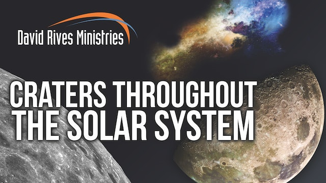 Craters Throughout the Solar System - Dr Danny Falkner and David Rives