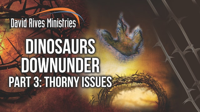 Thorny Issues - John Mackay and David Rives
