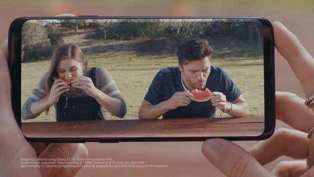 """Samsung Galaxy S9 - Bixby Vision """" Makeup - Samung Galaxy S9"""