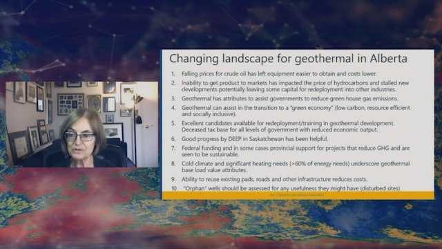 Geothermal Energy in Canada (Part 1): Technical Session